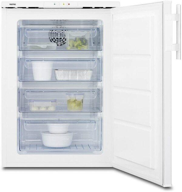 Congelador vertical pequeno Electrolux EUT1040AOW