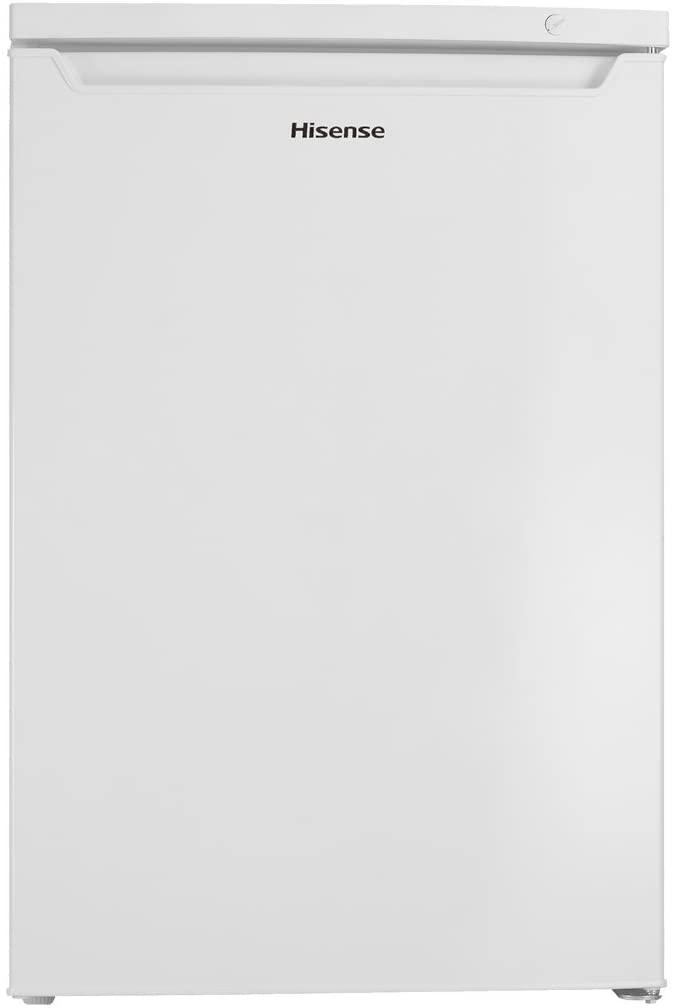 Congelador vertical pequeno Hisense Fv105D4Aw2