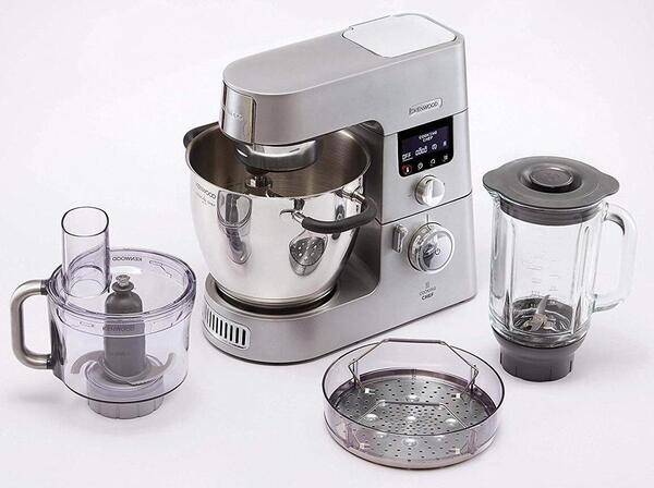 kenwood cooking chef accesorios incluidos