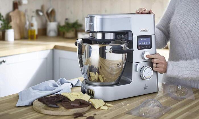 Robot de Cocina Kenwood Cooking Chef - Opiniones y Precio