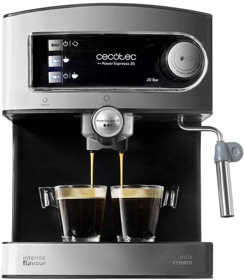 Cafetera Cecotec Power Espresso