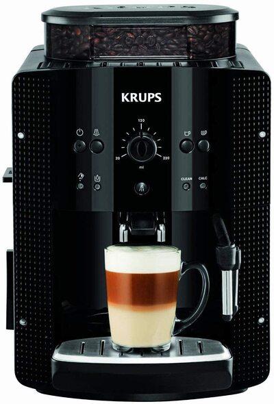 Cafetera Express Superautomatica Krups EA8108 Roma