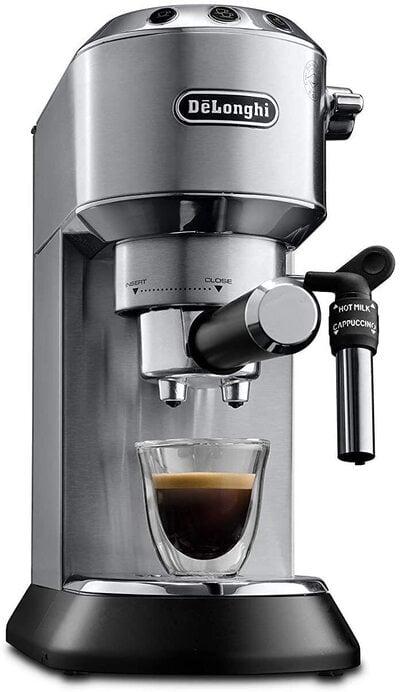 Cafetera express Delonghi EC685.M Dedica