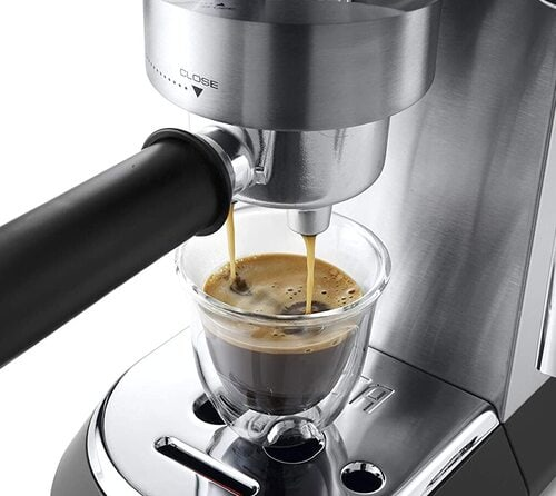 Como usar la cafetera express