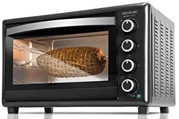 Horno de sobremesa Cecotec Bake and Toast 750 Gyro