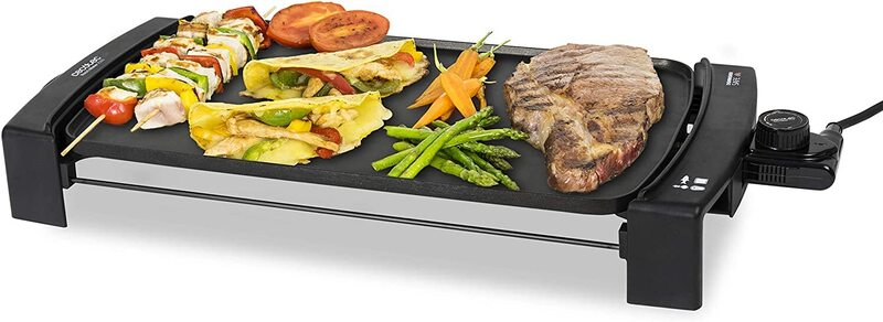 Plancha de asar Cecotec Black and Water 2500