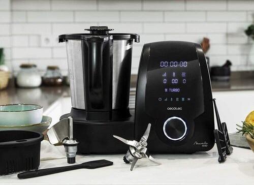 Cecotec Robot de Cocina Multifunción Mambo 9090