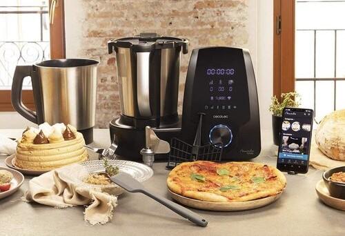 ahorrar tiempo con robot de cocina