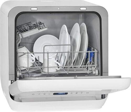 capacidad de un mini lavavajillas