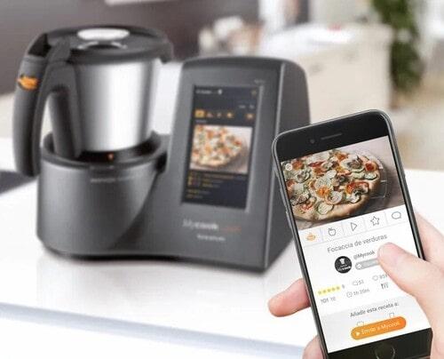 tecnologia robot de cocina