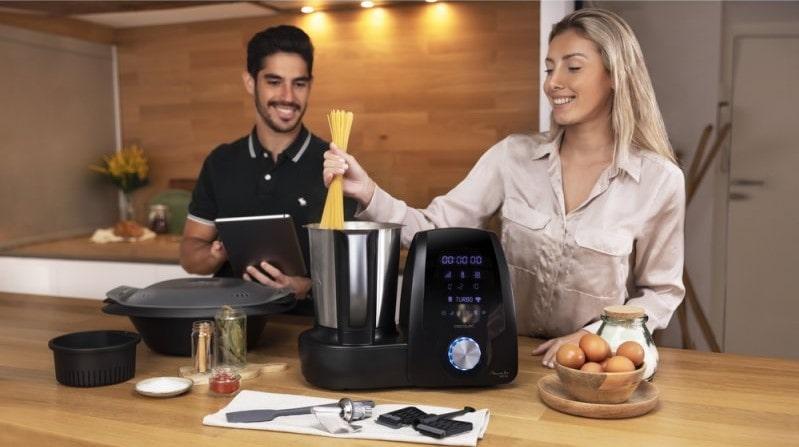 accesorios robot de cocina cecotec mambo