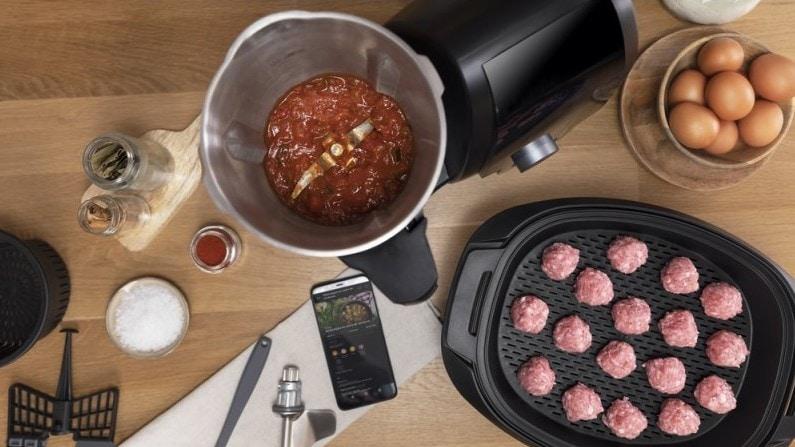 cuchillas robot de cocina mambo cecotec