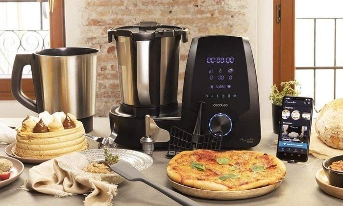 robot de cocina cecotec mambo análisis y opiniones