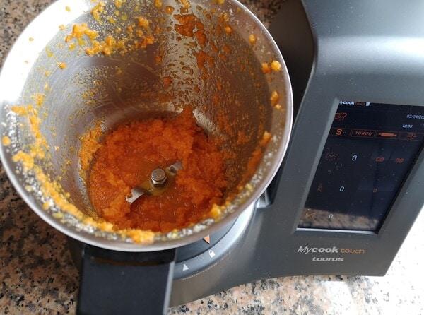 tarta de zanahoria en mycook tarta zanahoria