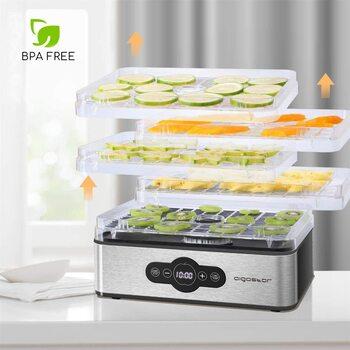 diseño de un deshidratador de alimentos