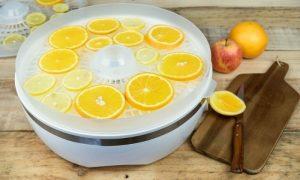 los mejores deshidratadores de alimentos