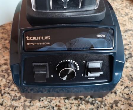 controles taurus active professional