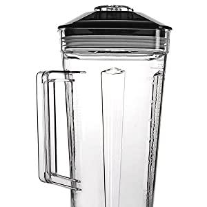 vaso de una batidora de vaso