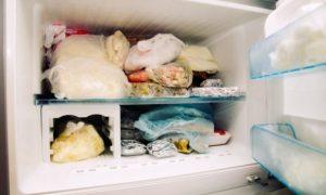 Cómo descongelar un congelador